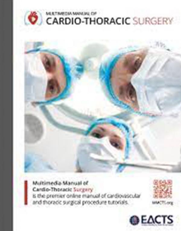 Multimedia Manual of Cardio-Thoracic Surgery